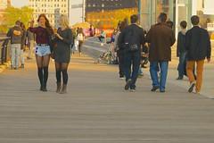 camera newyork stockings sunglasses brooklyn river carousel eastriver shorts shortshorts janescarousel