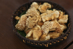 Chicharon (Quing Obillos) Tags: food pork filipino pinoy chicharon