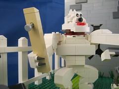 Cartoon Physics (Delatron3000) Tags: lego contest cartoon mocolympics