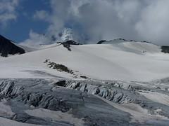 Glacier du Tour et Aiguille Verte (Matrok) Tags: cloud mountain france mountains alps clouds montagne alpes landscape glacier savoie nuage nuages paysage alpi savoy montagnes hautesavoie savoia aiguilleverte glacierdutour massifdumontblanc