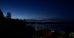 The blue hour (dan.kristiansen) Tags: blue twilight bluehour skumring bl bltime tussmrke