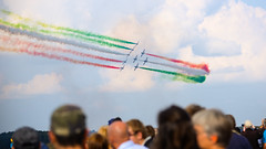 #239 (ekidreki) Tags: show blue sky cloud color colors clouds project lens airplane airport nikon skies belgium belgique zoom aircraft air airshow tele 365 300 nikkor 70300mm 70 zoomlens telelens 70300 d610 kleinebrogel telezoomlens