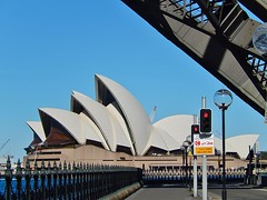 Sydney Shells (mikecogh) Tags: roof shells architecture design famous sydney landmark operahouse harbourbridge