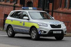 Lincolnshire Police Hyundai SantaFe Collision Investigation Unit (PFB-999) Tags: city santafe car offroad 4x4 centre police 4wd lincolnshire lincoln vehicle leds beacons hyundai collision unit investigation lightbar lincs constabulary ciu rotators dashlight et59esy