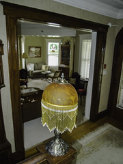 Overlooking the sitting room (AR_the old guy) Tags: lights raw sitting chairs room sleepy gananoque bb toned hollow furnishings settees