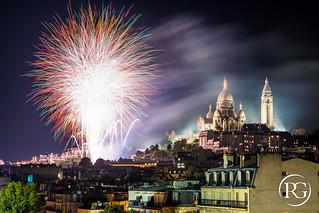 Montmartre fête les Vendanges. PARIS