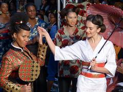 Collection KMN crations (CORMA) Tags: brussels bruxelles tourtaxis dfildemode ethnotendance etfwb fashionweekendbrussels