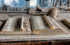 Where are my Glasses (stephencurtin) Tags: california park dusty interiors state historic photographs bodie hdr thechallengefactory