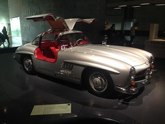 The Gullwing!