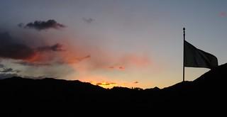 l'alba del 22 Ottobre a Lanzo d'Intelvi - Ottobre 2014