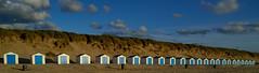 Strandhuisjes De Koog (2014) (l-vandervegt) Tags: holland netherlands nederland texel noordholland niederlande 2014 dekoog strandhuisjes