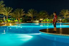 Blue lagoon. (gynsy75) Tags: travel travelling egypt swimmingpool