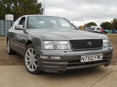 1996 Lexus LS400 (Spottedlaurel) Tags: toyota lexus ls400 celsior