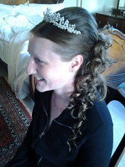 "Bridal Hair • <a style=""font-size:0.8em;"" href=""http://www.flickr.com/photos/36560483@N04/15624154805/"" target=""_blank"">View on Flickr</a>"