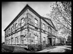 Clifton Park Museum (GR1CreativeMedia) Tags: park bw white black museum nikon nd and clifton f4 density rotherham neutral 1635 d600 marumi