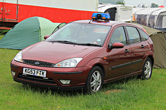 Unknown Fire Service Unmarked Ford Focus Community Fire Responder (PFB-999) Tags: show heritage ford car fire community focus ambulance unknown vehicle leds service lives newark beacons emergency services brigade hatchback response unit organisation unmarked 2015 lightbar responder mk1 rotators dashlight kg53ftk