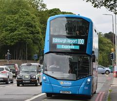 434 (Callum's Buses & Stuff) Tags: road bus buses volvo airport edinburgh transport led gemini lothian lothianbuses edinburghbus airlink gemini3 b5tl busesedinburgh lothianedinburghedinburgh buseslothianbuses chorstorphan sa15vtn