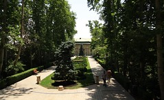 The Green Palace (blondinrikard) Tags: travel iran tehran teheran saadabad 2015 thesaadabadpalace