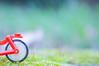 Bike (47:365:2017) (Lost Star) Tags: 365the2017edition 3652017 day47365 16feb17 lego bike moss