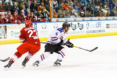 "Missouri Mavericks vs. Allen Americans, March 3, 2017, Silverstein Eye Centers Arena, Independence, Missouri.  Photo: John Howe / Howe Creative Photography • <a style=""font-size:0.8em;"" href=""http://www.flickr.com/photos/134016632@N02/32430577254/"" target=""_blank"">View on Flickr</a>"