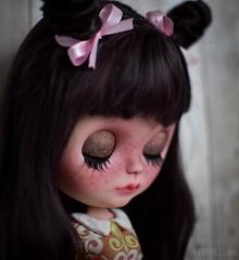 FA - Boo (OOAK Blythe doll)