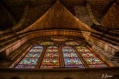 80 de 365photos #rojo (pico_de_la_miel) Tags: catedraldeleón caminodesantiago thewayofstjames vidrieras artegótico pulchraleonina stainedglasses proyecto365photos2017 arquitectura