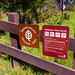 Signage - Eastbay Regional Park District