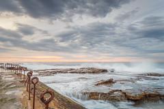 Autumn ocean 12-52 (keikoellis) Tags: australia splash seascape moody canoneflens canon6d canon autumn newcastleseascape