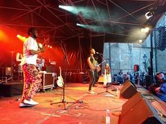 Gasandji live on stage (52er Bild) Tags: gasandji osnabrueck marktplatz nexus 5x stage music performance udosteinkamp world lights bühne menschen people bewegung motion
