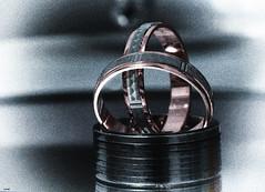 Dos HDR (candi...) Tags: hdr anillos alianza macro sonya77 joya