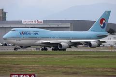 HL7472_747-4B5_KAL_CYVR_7138 (Mike Head - Off, Back Shortly) Tags: boeing 747 747400 7474b5 ke kal koreanair yvr cyvr vancouverinternationalairport richmond bc britishcolumbia canada westerncanada