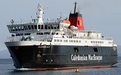 Calmac ferry 'MV Caledonian Isles' (Dave Russell (1.5 million views thanks)) Tags: mrab8 232001580 mmsi232001580 9051284 imo9051284 mv motor vessel ship boat roro ferry passenger transport vehicle calmac caledonian macbrayne brodick ardrossan isle island arran outdoor harbour pier arrival arrive sea ocean clyde west western scotland eileanan chaledonia glasgow water merchant rollon rolloff
