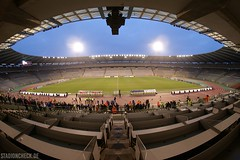 Stade Roi-Baudouin, Bruessel (Heysel) 05