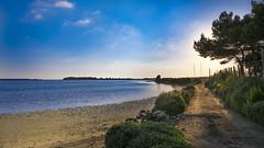 Laguna dello stagnone - Marsala - Italy (I. Bellomo) Tags: birgi marsala stagnone mozia mothia sole vacanze sicily sicilia italia italy trapani