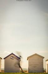 33 R P M (frattonparker) Tags: nikond810 tamron28300mm raw lightroom6 frattonparker btonner beachhuts jogger symbol prince sunday