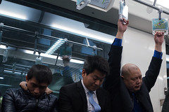 Nameless (Spontaneousnap) Tags: shanghai asia people candid city life urban 上海 publicareas documentary like spontaneousnap china subway sonyrx1r