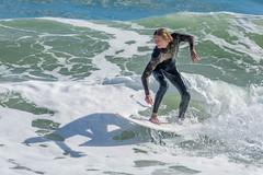 Surfing Playalinda