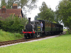 Ashey (MuzTrem) Tags: isleofwightsteamrailway southernrailway sr terrier a1x freshwater w8 ashey isleofwight stroudley