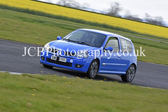 _JCB6126a (chris.jcbphotography) Tags: darlington district motor club easter sprint british championship renault clio 182 cup paul anderson