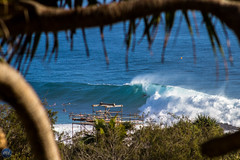 Peeking Snapper (Moore_Imagery) Tags: surf surfer surfing wave waves lines barrel barrels tubes snapper snapperrocks coolangatta cooly coast goldcoast goldy australia qld queensland winston cyclone swell ocean rocks sand beach beautiful landscape photography 2016