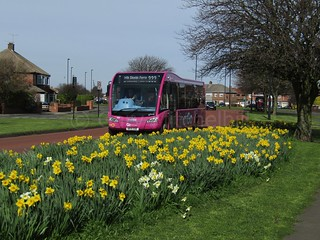 Go North East - 0653 - NK15GDE - GoNorthEast20170400