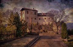 castel Flavon (clo dallas) Tags: castello castelflavon castle sudtirol altoadige italy landscape paesaggio texture nature sky clouds sony trees alberi