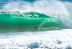 Big Waves Cronulla Sydney (600tom) Tags: surfing waves big surf green light sydney cronulla beach morning awesome vivid boogie board