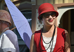 Highwic Art Deco Day Out (Peter Jennings 22 Million+ views) Tags: glory days highwic art deco day out newmarkey auckland new zealand peter jennings nz rose jackson magazine vintage clothing
