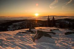Lusen Sunrise (andreasclemens) Tags: bayerischerwald lusen sonnenaufgang