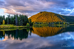 The Other Oxbow (craig goettsch) Tags: oxbowbend grandtetons2016 snakeriver water sunrise reflection nikon d810 landscape nature