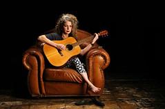 Marynell (Studio d'Xavier) Tags: marynell guitar portrait strobist