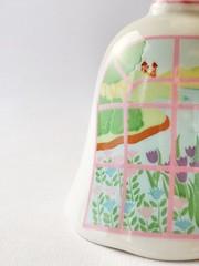 100/365: Double glazed (Den's Lens 2000) Tags: macromonday glaze bell ceramic pottery window