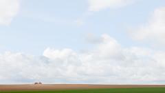Spring (panfot_O (Bernd Walz)) Tags: field fields farmland agriculture rural countryside spring landscape farmer space vastness emptyness minimal minimalism minimalistic fineart brandenburg germany sky contemplation