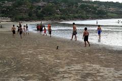 Activities in and around Jimbaran Beach (rougetete) Tags: indonesia bali denpasar westnusatenggara islandparadise birthdaytrip milestonebirthdaytrip 50 50thbday intercontinentalhotelbali intercontinentalhotel jimbaranbeach